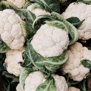 cauliflower lot